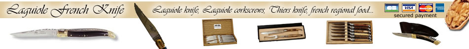 Laguiole french knife