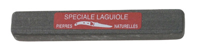 Natural sharpening stone secial laguiole